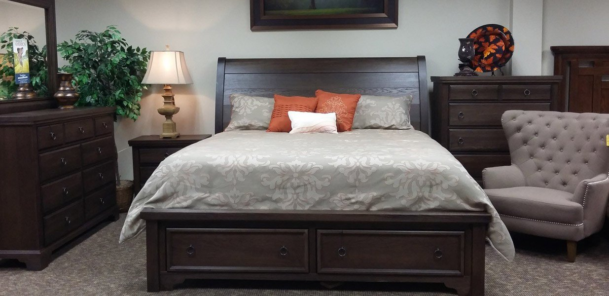 Best Bedroom Furniture Beds Dressers Marshals Of Washington Ia With Pictures