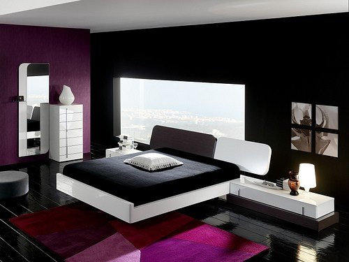 Best Luscious Purple Bedroom Designs For Modern Interiors With Pictures