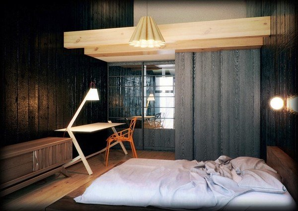 Best Japanese Style Bed Design Ideas In Contemporary Bedroom With Pictures