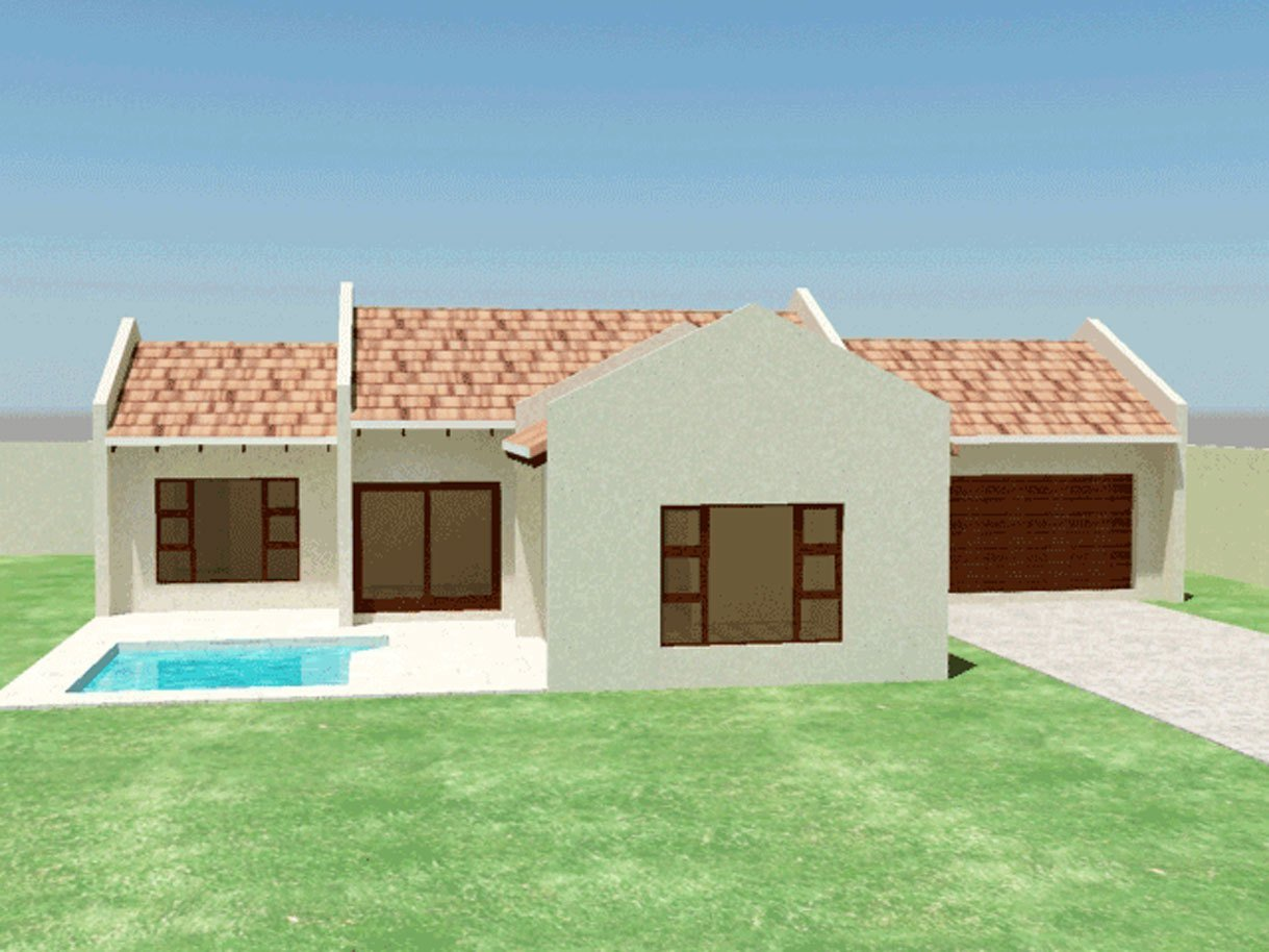 Best 5 Room House Plans In South Africa Bedroom Interior Design With Pictures