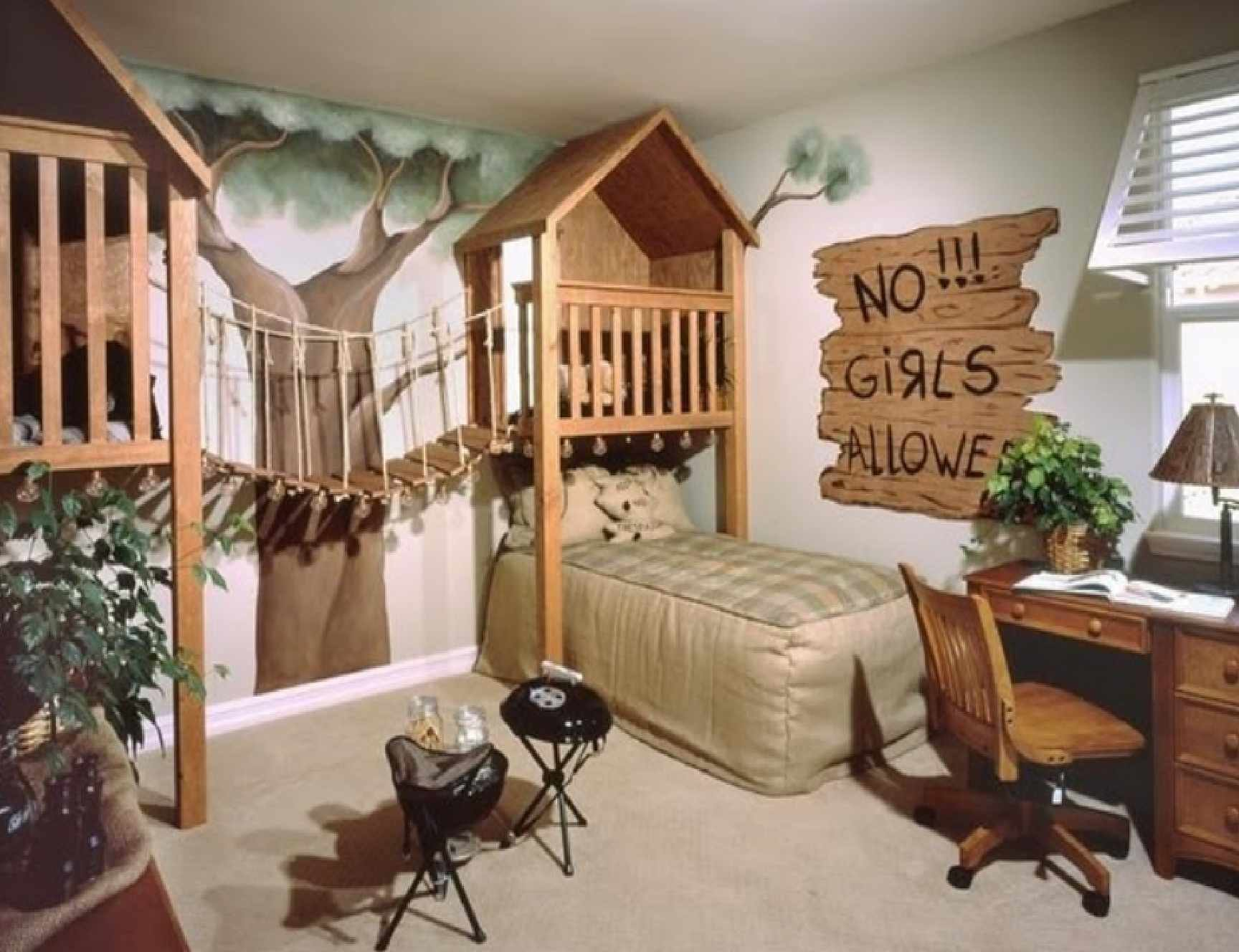 Best 25 Treehouse Bed Designs Bedroom Designs Designtrends With Pictures