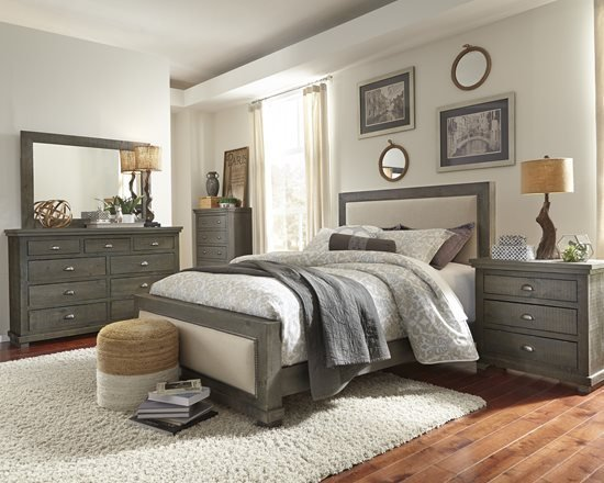 Best Wood Furniture Casual Bedroom P600 Willow With Pictures