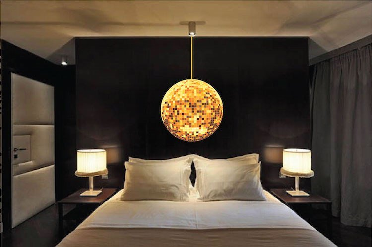 Best Gold Disco Ball Decal Studio 54 Party Decoration With Pictures