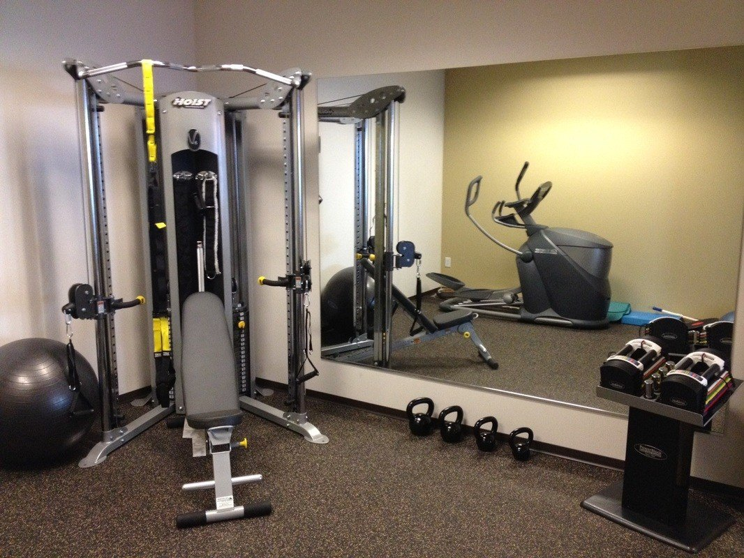 Best At Home Or In Office Gym Design Denver Co With Solid With Pictures
