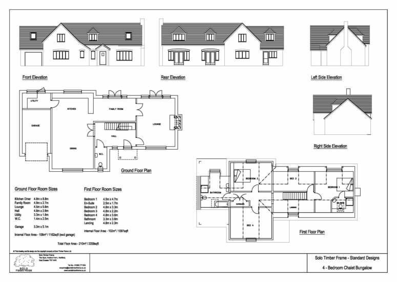 Best Twyford 4 Bedroom Chalet Design Solo Timber Frame With Pictures Original 1024 x 768