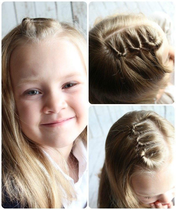Free Easy Hairstyles For Little Girls 10 Ideas In 5 Minutes Wallpaper
