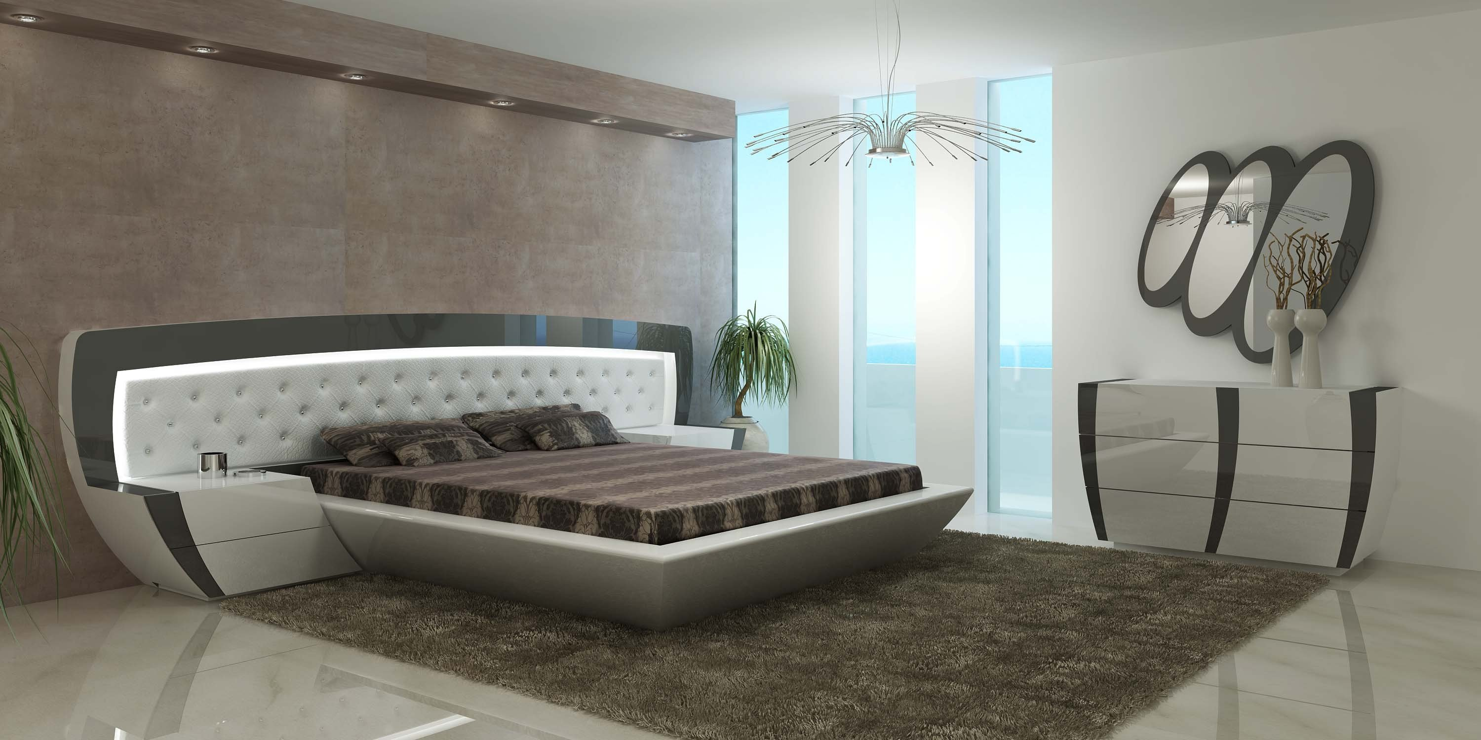 Best Ft35 Ft36 Ft37 Ft26 Ft12 Modern Bedroom Set From First With Pictures