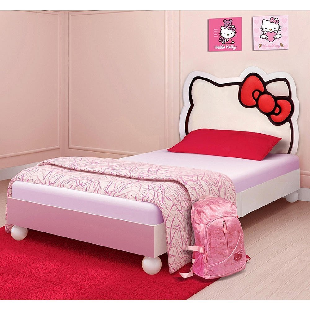 Best Hello Kitty Twin Bedding Set Home Furniture Design With Pictures
