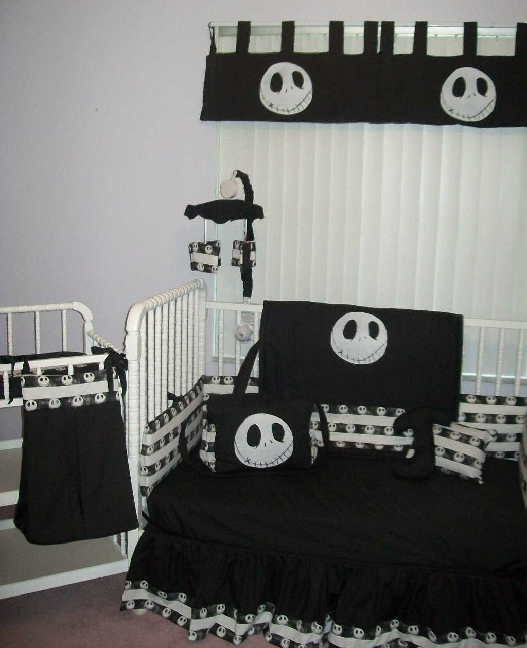 Best Nightmare Before Christmas Bedding Set Home Furniture Design With Pictures