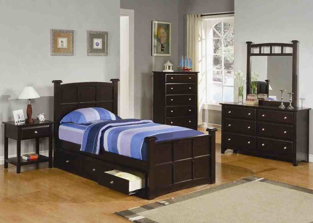 Best Cheap Twin Bedroom Sets Home Furniture Design With Pictures