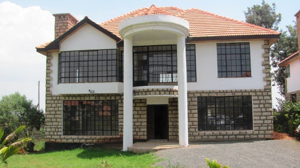 Best Four Bedroom Maisonette For Sale In Karen Standard With Pictures