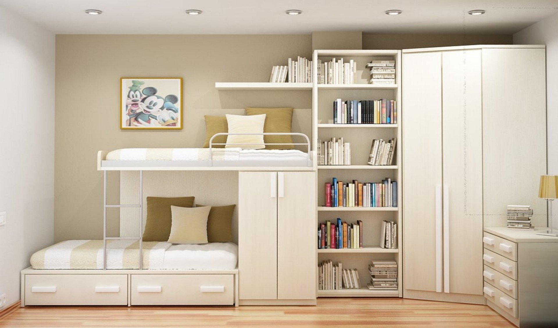 Best 12 Space Saving Furniture Ideas For Kids Rooms Interior Design Inspirations With Pictures