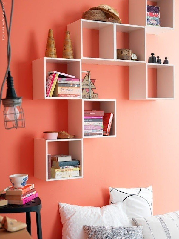Best 25 Inspiring Cube Shelves With Pictures