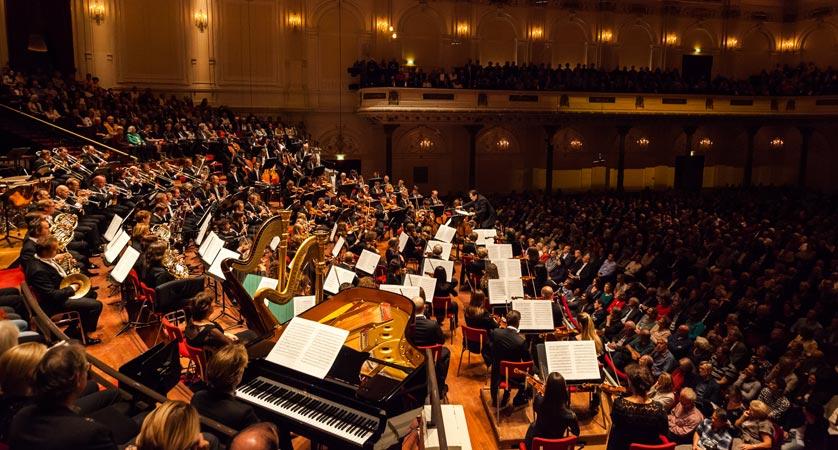 Royal Concertgebouw Orchestra Daniele Gatti Conductor Sol
