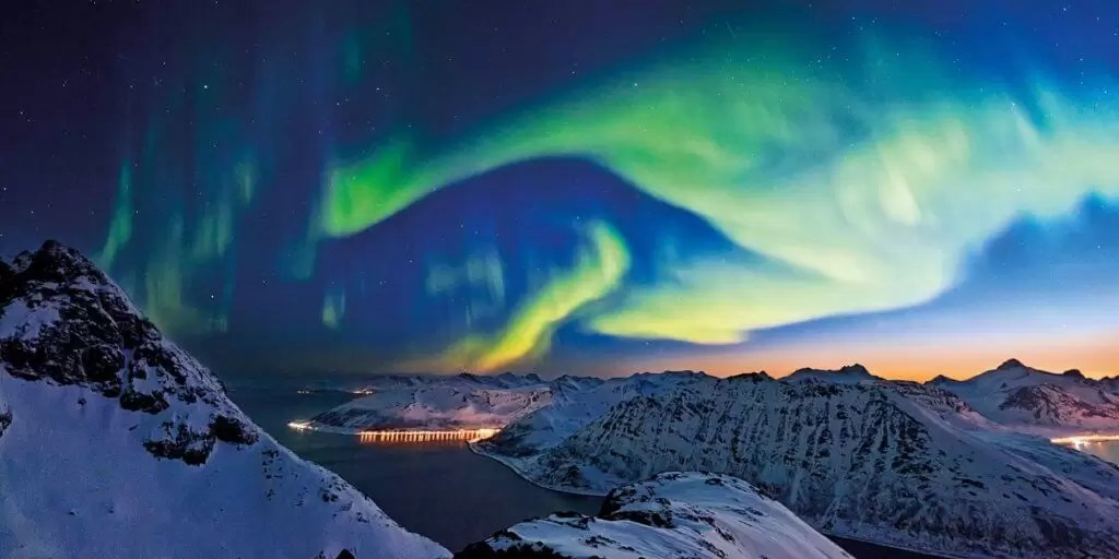 Trips See Northern Lights Scotland