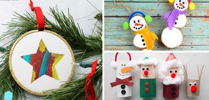 Joulukuusi koristeet Snowmen