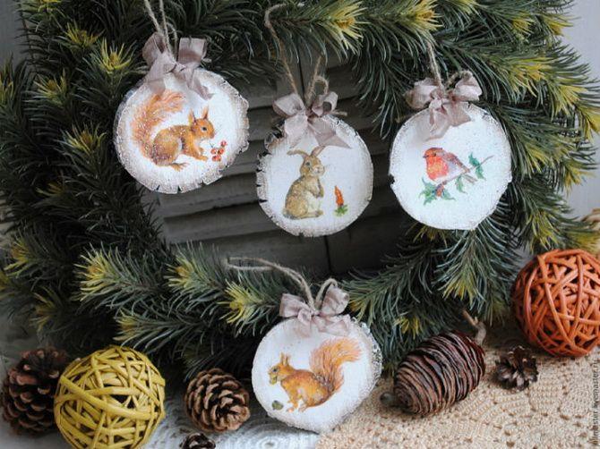 Жаңа жылдық ойыншықты мектепте өзіңіз жасаңыз