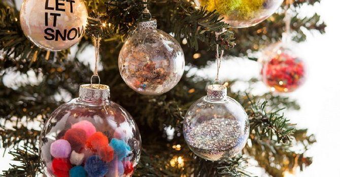 Joulukuusi lelut joulukuusi omalla kädellään