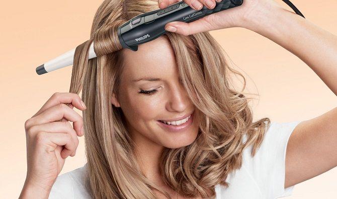 Curls deliciosos: 9 Métodos de ondulação em casa 2