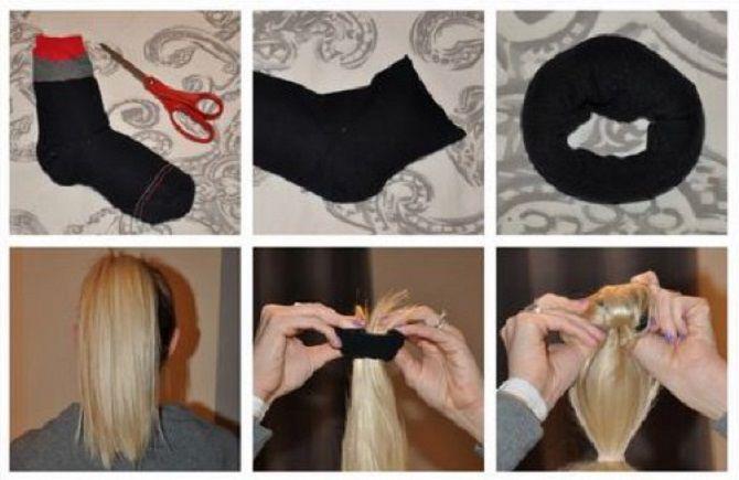 Curls deliciosos: 9 Métodos de ondulação em casa 12
