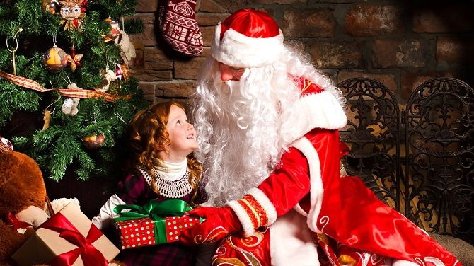 چه چیزی برای سال جدید 2021 در بابا نوئل: ایده های خلاق 1