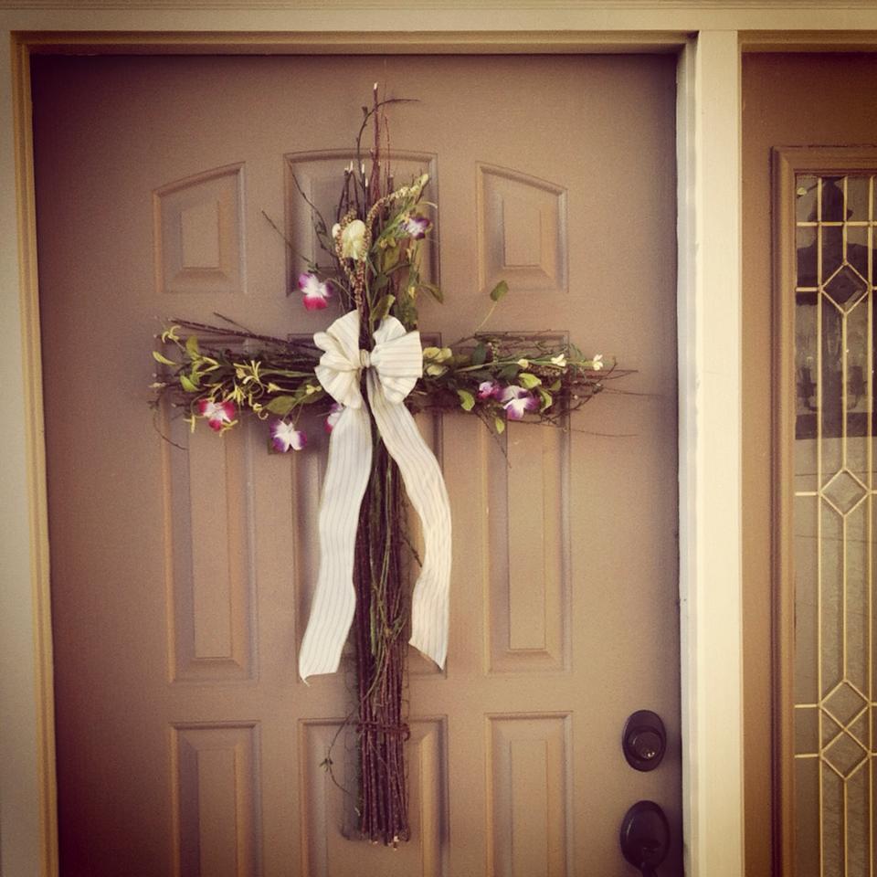 Christmas Front Door Wreaths
