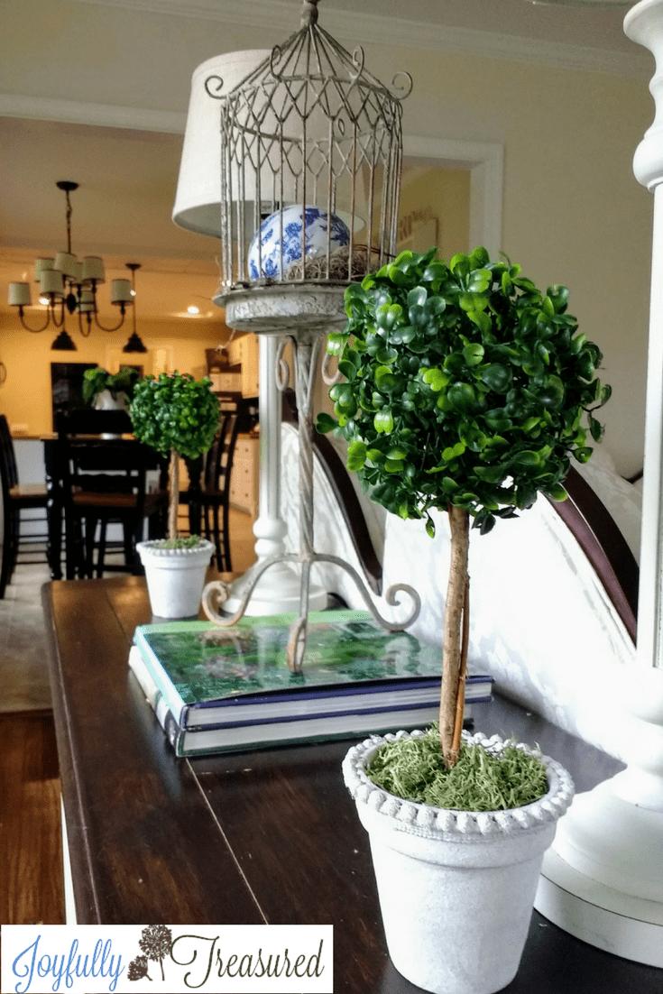 Faux Boxwood Topiary Diy Ballard Inspired Small Boxwood Topiary Living Room Decor Joyfully