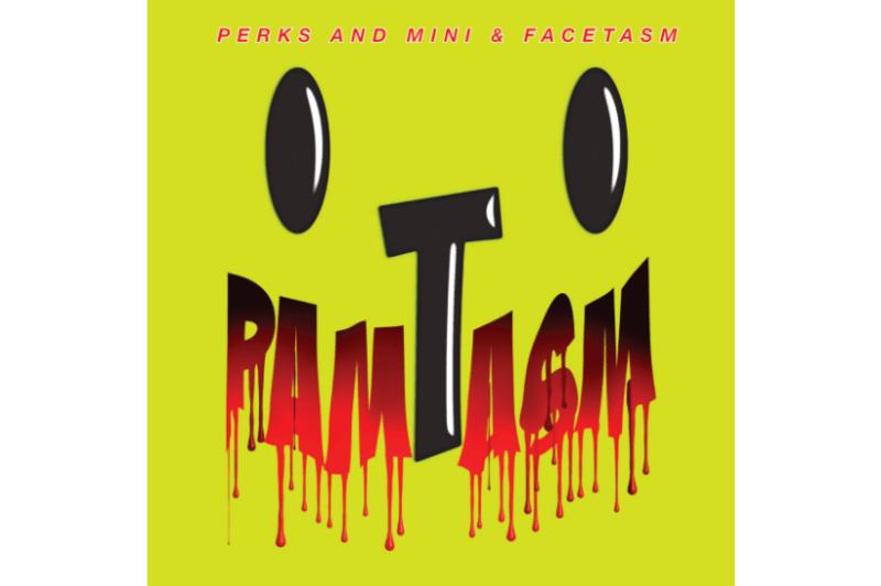 P.A.M  FACETASM  コンセプチュアルブック PAMTASM パム ファッセタズム