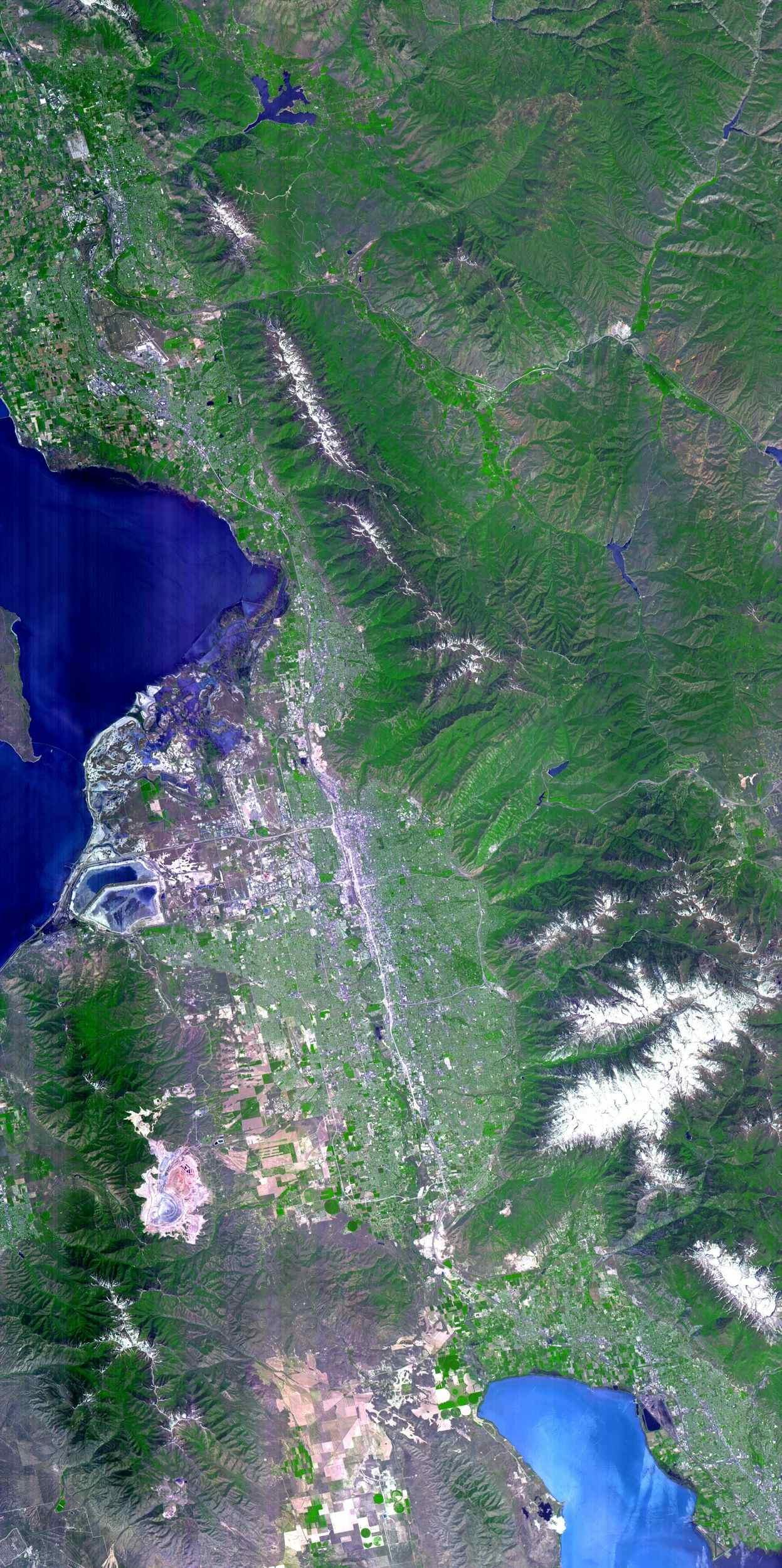 Salt Lake City 2002 Olympics Venues