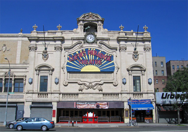 2010 Bronx Paradise Film