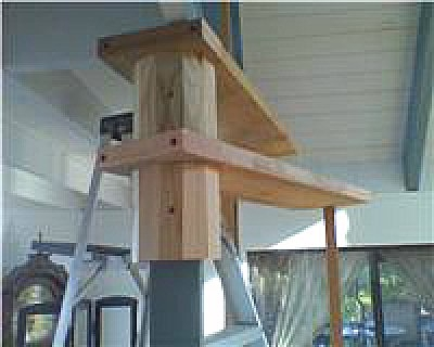 Diy Wood Spiral Stairs Built From Plans | Building A Spiral Staircase | Spiral Stairs | Handrail | Old Fashioned | Wood | Double Spiral