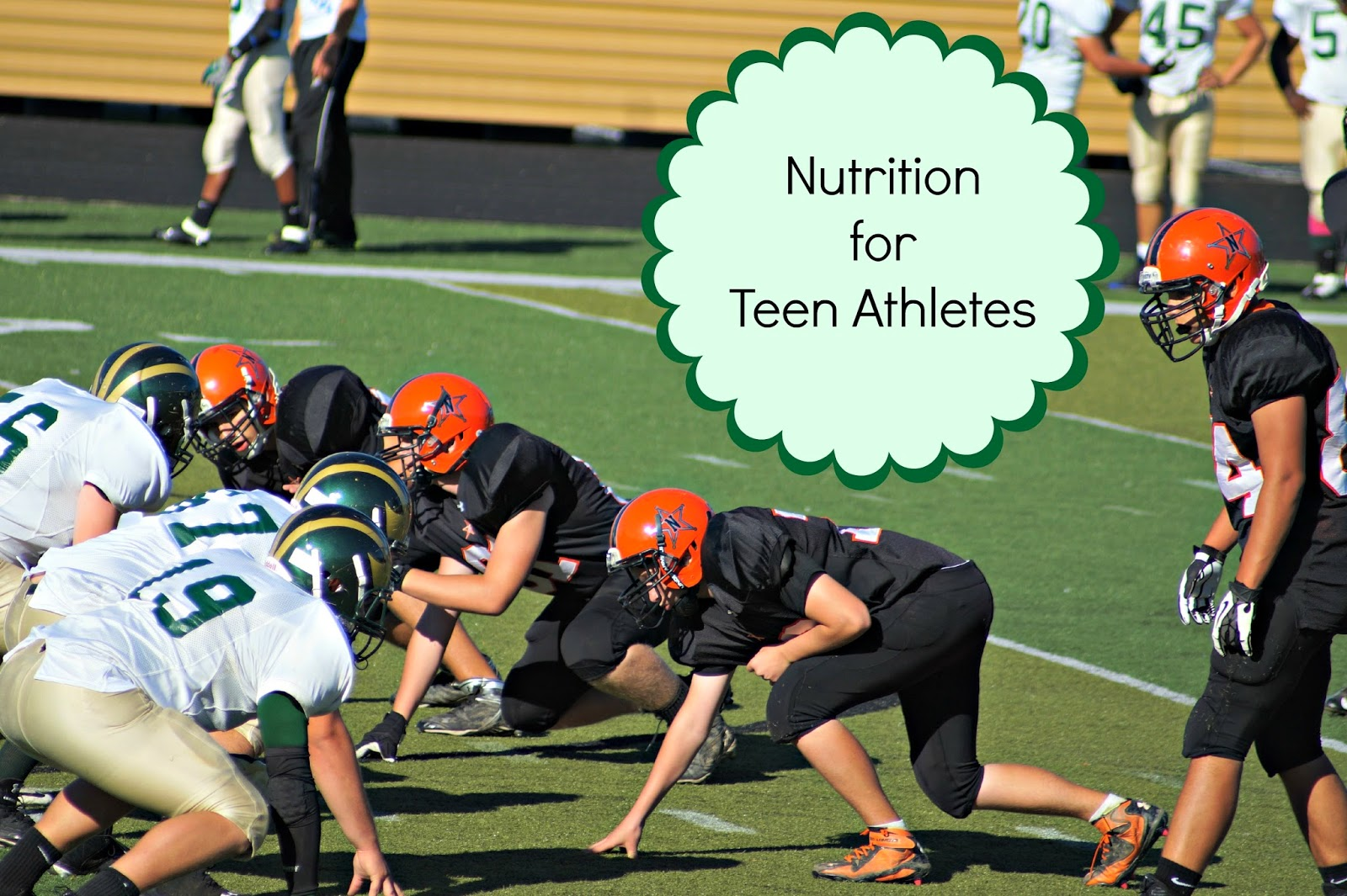 Nutrition For Teen Athletes Juggling Real Food And Real Life