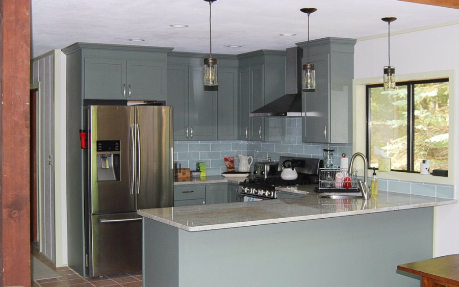 JM Home Improvement Milford PA   Kitchen Remodeling  Bathroom     Remodeling Your Kitchen to Compliment Your Home