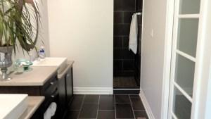 My Master Bathroom: Modern Budget Friendly