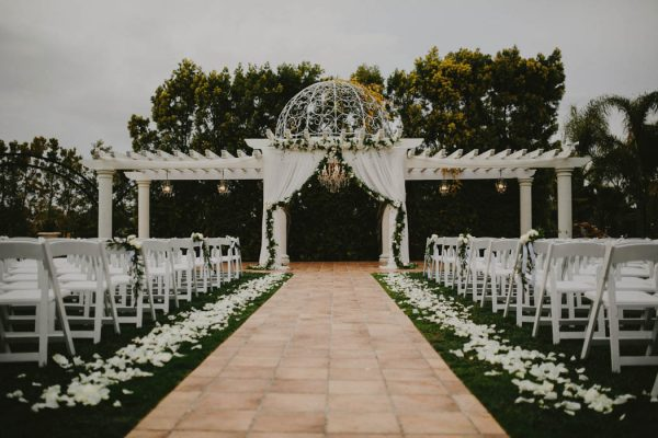 Romantic Winter Wedding At Villa De Amore In Temecula Junebug Weddings