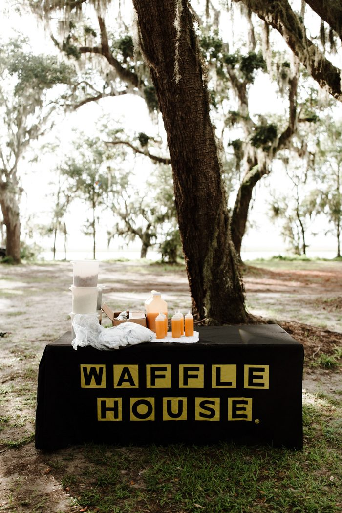 Waffle House Bluff Rd