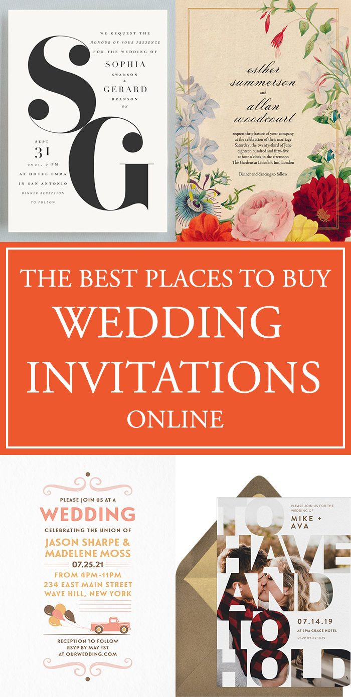Places Order Wedding Invitations