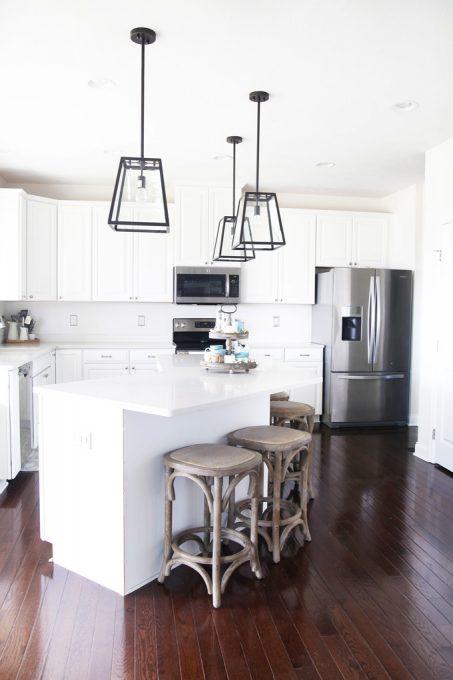 pendant lighting fixtures for kitchen island # 11