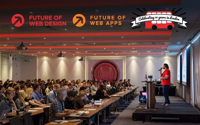 Future of Web Design Conference, London 2016 - Ticket ...