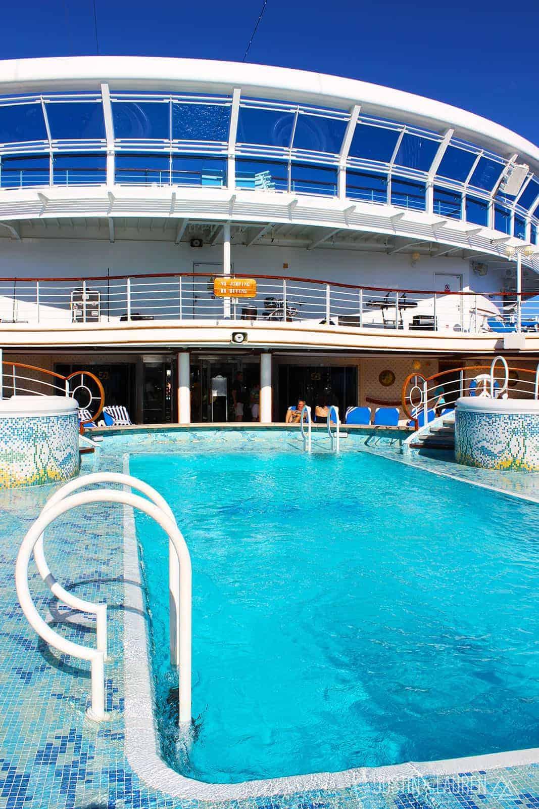 Deck Around Pool