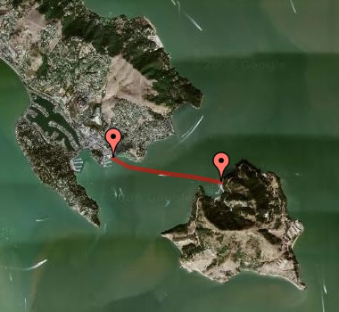 Angel Island - Justinsomnia