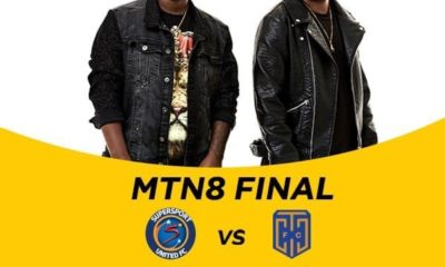 Distruction Boyz to perform at MTN8 Final
