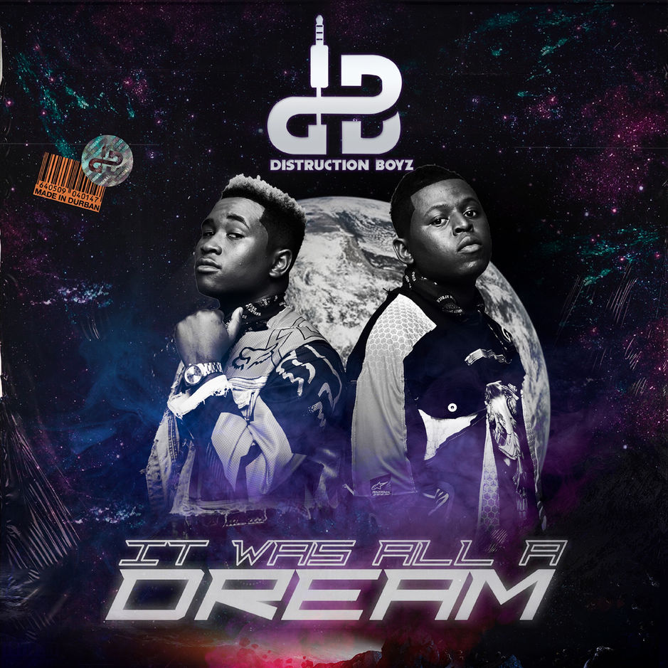 Listen to Distruction Boyz' new album, It Was All A Dream