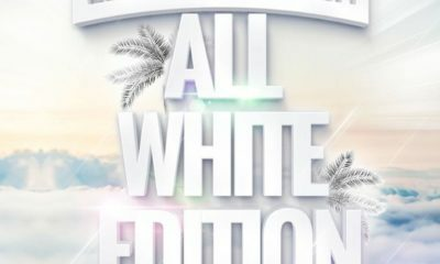 Listen to LebzaTheVillian's new EP, All White Edition