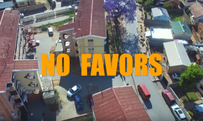Watch L-Tido's 'No Favours,' music video, featuring AKA