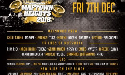Maftown Heights returns to Mahikeng for its ninth edition