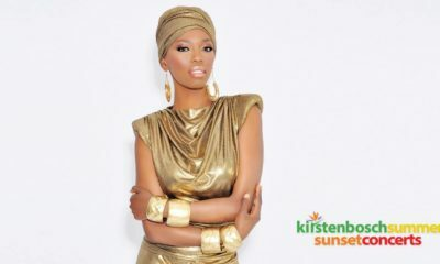 Lira to grace the stage at the Kirstenbosch Summer Sunset Concert this Sunday