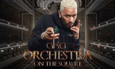 AKA announces Orchestra On The Square supporting acts