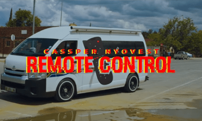 Cassper Nyovest's 'Remote Control,' featuring DJ Sumbody, gets airplay