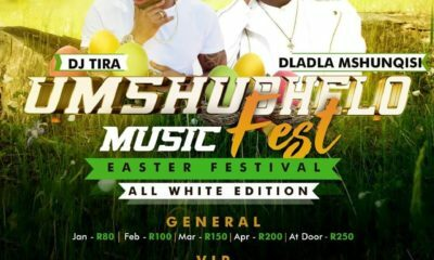 DJ Tira and Dladla Mshunqisi added to Umshubhelo Fest line-up
